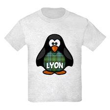 Lyon Tartan Penguin T-Shirt