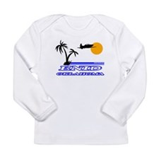 Enid T-6 Long Sleeve Infant T-Shirt