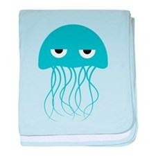 Unique Jellyfish baby blanket