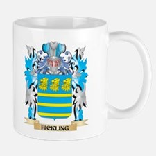 Hickling Coat of Arms - Family Crest Mugs