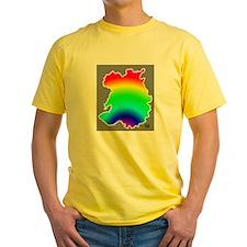 Yellow Morris T-Shirt