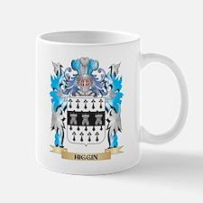 Higgin Coat of Arms - Family Crest Mugs