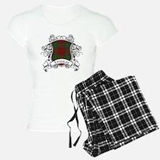 Lindsay Tartan Shield Pajamas