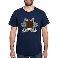 Lindsay Tartan Shield T-Shirt