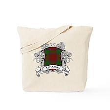 Lindsay Tartan Shield Tote Bag