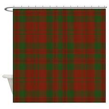 Lindsay Tartan Shower Curtain