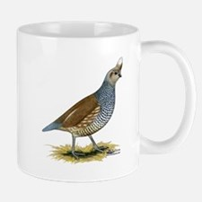 Texas Scaled Quail Mugs