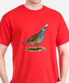 Texas Scaled Quail T-Shirt