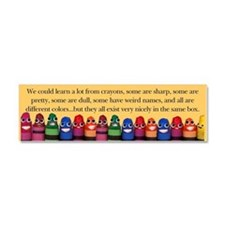 Cute Tolerance Car Magnet 10 x 3