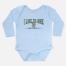 Grand Canyon Boy - Athletic Infant Bodysuit Body S