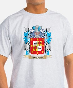 Hinojosa Coat of Arms - Family Crest T-Shirt
