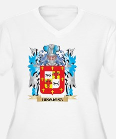 Hinojosa Coat of Arms - Family Crest Plus Size T-S