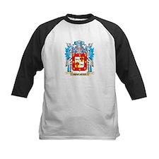 Hinojosa Coat of Arms - Family Crest Baseball Jers