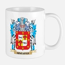 Hinojosa Coat of Arms - Family Crest Mugs