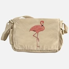 Cool Flamingos Messenger Bag