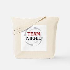Nikhil Tote Bag