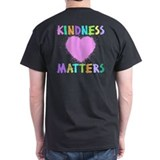 Kindness matters t-shirt Clothing