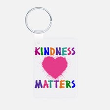 Kindness Matters (2-Sided) Aluminum Keychains
