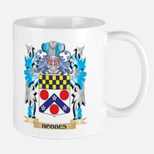 Hobbes Coat of Arms - Family Crest Mugs