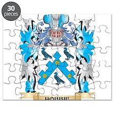 Unique Family hobbies Puzzle