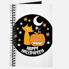 Happy Halloween Journal