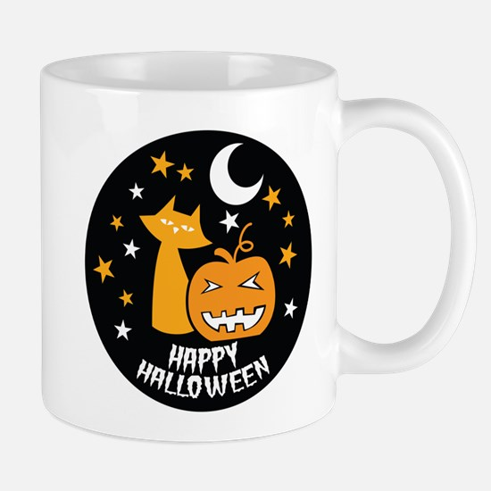 Happy Halloween Mugs
