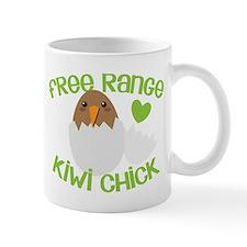 Free range KIWI Chick Mugs