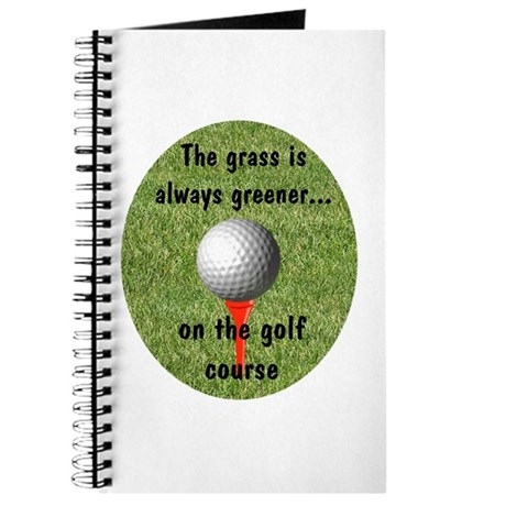 Golf lover Journal
