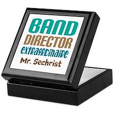 Band Director Extraodinaire Keepsake Box