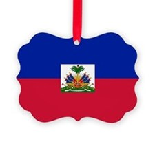 Flag of Haiti Ornament