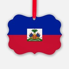 Flag of Haiti Ornament
