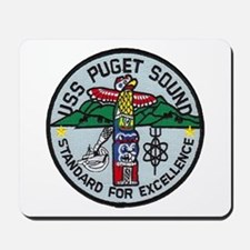 USS PUGET SOUND Mousepad