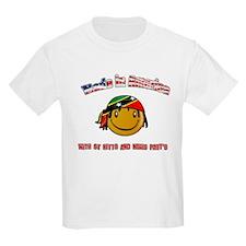 St Kitts American T-Shirt