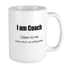 I am coach Mugs