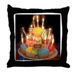 16th Birthday Gifts, 16 Throw Pillow