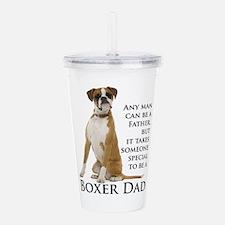 Boxer Dad Acrylic Double-wall Tumbler