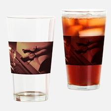 Cute Medium Drinking Glass