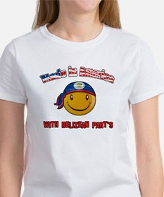 Belizean American Women's T-Shirt