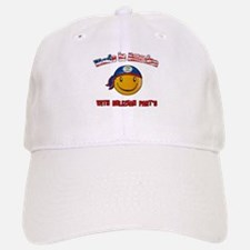 Belizean American Baseball Baseball Cap