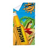 Beer Beach Towels