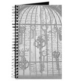 Shabby chic Journals & Spiral Notebooks