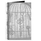 Shabby chic Journals & Spiral Notebooks