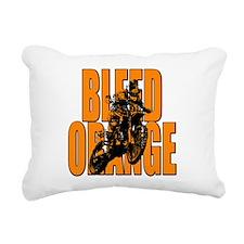KRBO Rectangular Canvas Pillow