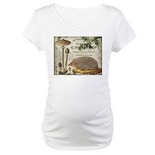 modern vintage woodland hedgehog Shirt