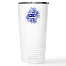 Judaism Travel Mug