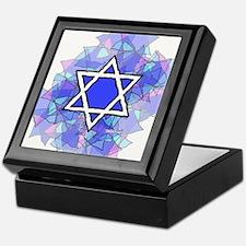 Unique Rabbi Keepsake Box