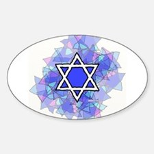 Star of David Decal