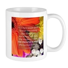 Flower - Quote Small Mug