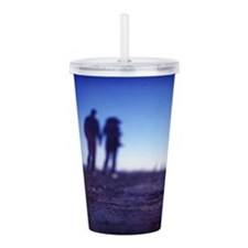 Cute Boda Acrylic Double-wall Tumbler