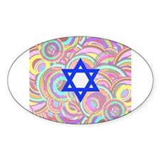 The Star of David and the C Decal